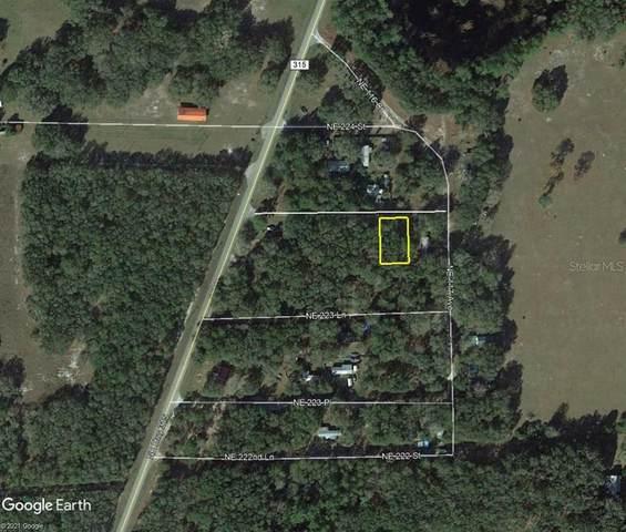 NE 223RD Lane, Fort Mc Coy, FL 32134 (MLS #OM624151) :: The Light Team