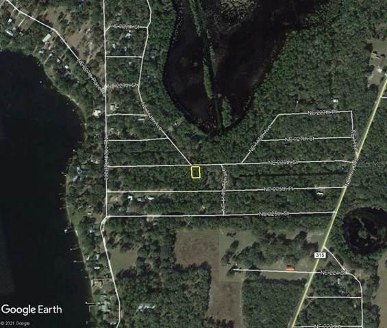 11440 NE 226TH Street, Fort Mc Coy, FL 32134 (MLS #OM624155) :: The Light Team