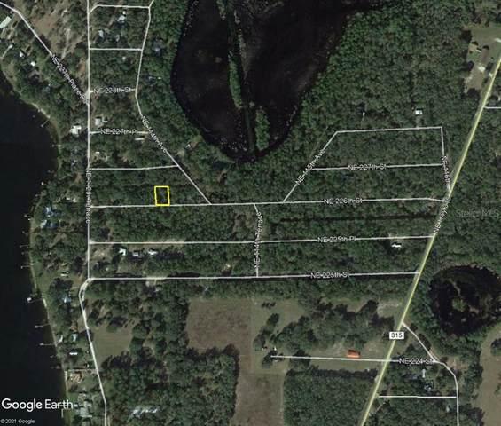 NE 226TH Street, Fort Mc Coy, FL 32134 (MLS #OM624160) :: The Light Team