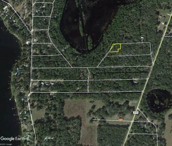 22733 NE 115TH Avenue, Fort Mc Coy, FL 32134 (MLS #OM624161) :: The Light Team