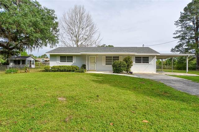 10025 NW 28TH Place, Ocala, FL 34482 (MLS #OM624213) :: Florida Real Estate Sellers at Keller Williams Realty