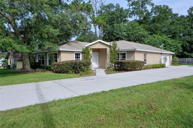 67 Teak Road, Ocala, FL 34472 (MLS #OM624215) :: Aybar Homes