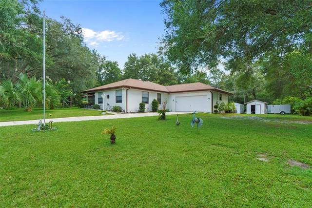 9849 SW 201ST Court, Dunnellon, FL 34431 (MLS #OM624224) :: Kelli and Audrey at RE/MAX Tropical Sands