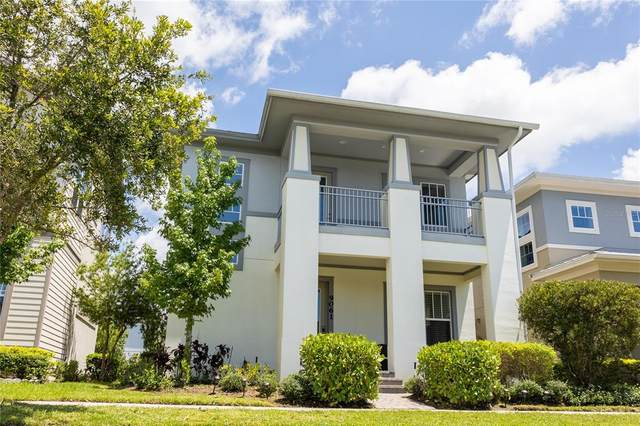 9061 Smithies Street, Orlando, FL 32827 (MLS #OM624225) :: Global Properties Realty & Investments