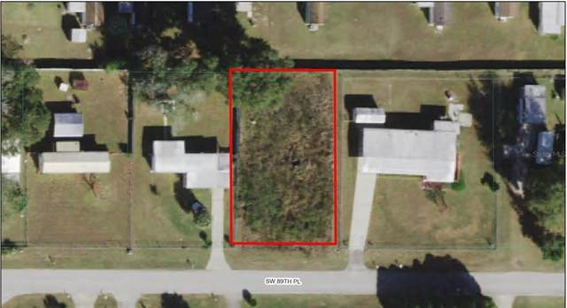 0 SW 89TH Place, Ocala, FL 34476 (MLS #OM624237) :: Realty Executives