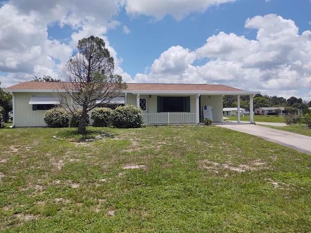 10355 SW 99TH Avenue, Ocala, FL 34481 (MLS #OM624244) :: Griffin Group