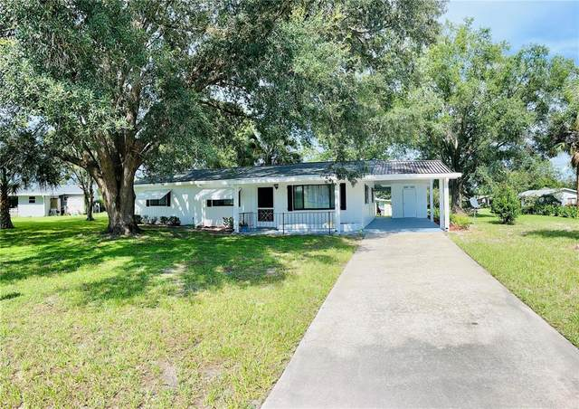 10041 SW 97TH Avenue, Ocala, FL 34481 (MLS #OM624261) :: Young Real Estate