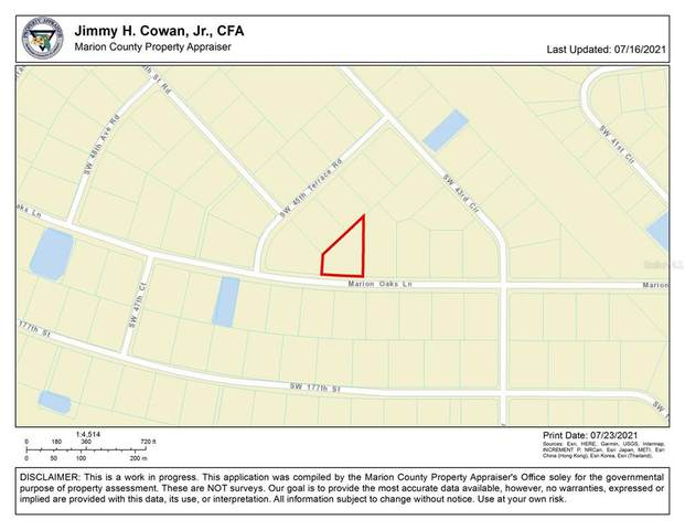 0 Marion Oaks Lane, Ocala, FL 34473 (MLS #OM624265) :: Young Real Estate