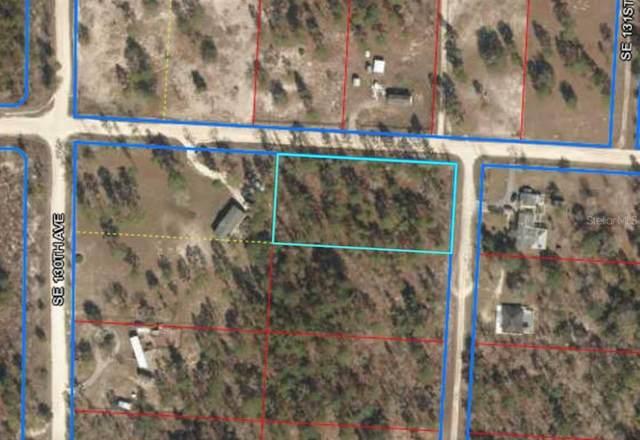 000 SE 131ST AVE, Morriston, FL 32668 (MLS #OM624288) :: New Home Partners