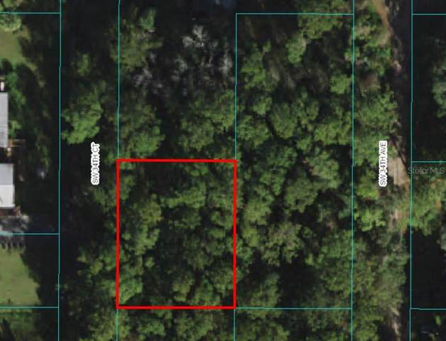 Lot 35 SW 34TH Court, Ocala, FL 34476 (MLS #OM624289) :: The Hustle and Heart Group
