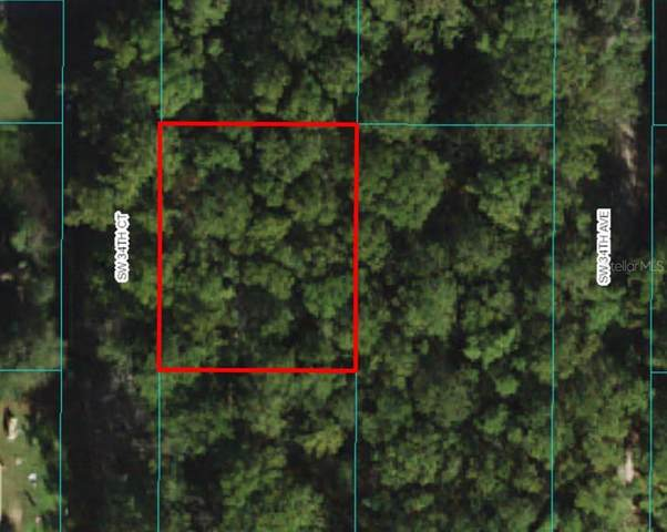 Lot 37 SW 34TH Court, Ocala, FL 34476 (MLS #OM624290) :: The Hustle and Heart Group
