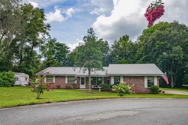 22363 Lake Village Lane, Brooksville, FL 34601 (MLS #OM624291) :: Keller Williams Realty Select