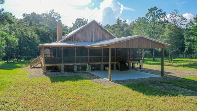 3351 SW Gator S Walk Avenue, Chiefland, FL 32626 (MLS #OM624292) :: Better Homes & Gardens Real Estate Thomas Group