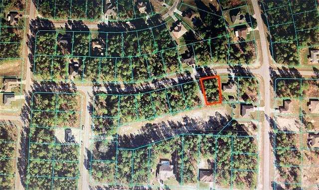 TBA SW 133 STREET RD, Ocala, FL 34473 (MLS #OM624363) :: The Nathan Bangs Group