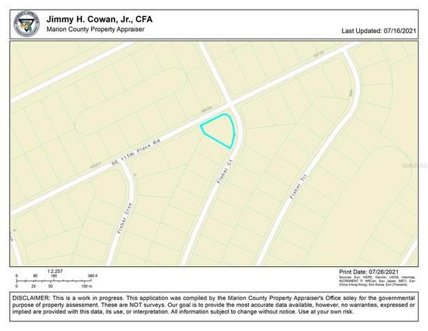 0 SE 115TH PLACE Road, Ocklawaha, FL 32179 (MLS #OM624380) :: Zarghami Group