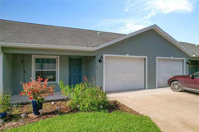 6768 Basswood Circle, Zephyrhills, FL 33542 (MLS #OM624384) :: Prestige Home Realty