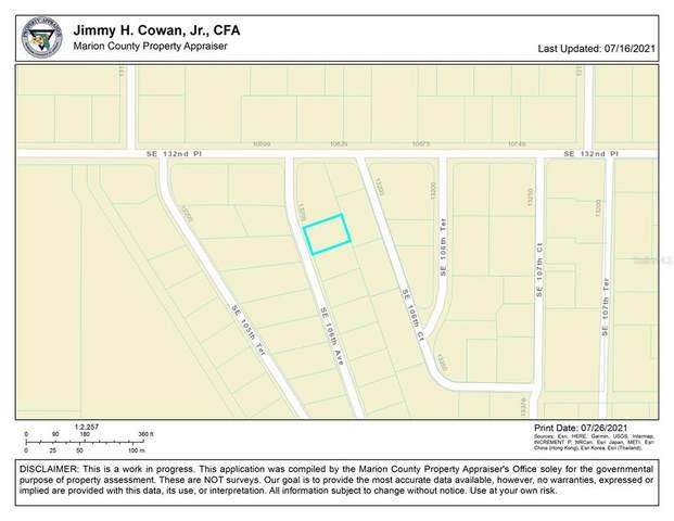 0 SE 106TH Avenue, Ocklawaha, FL 32179 (MLS #OM624385) :: Team Turner