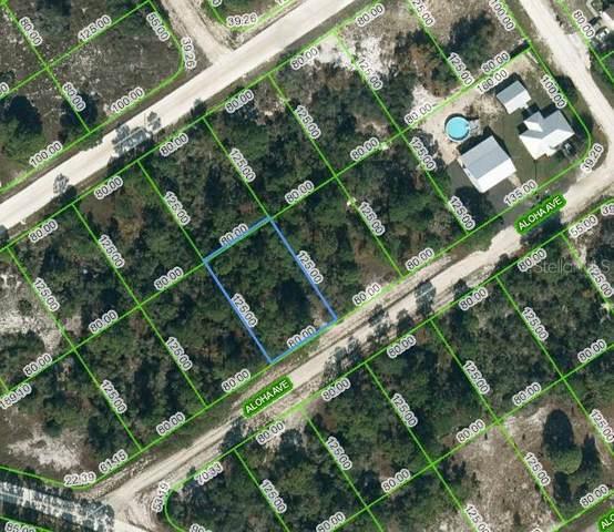 450 Aloha Avenue, Lake Placid, FL 33852 (MLS #OM624395) :: EXIT Realty Positive Edge