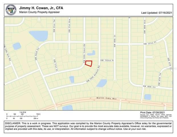 0 SW 50TH CT RD, Ocala, FL 34473 (MLS #OM624401) :: Team Turner