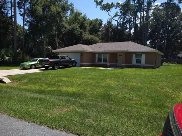 60 Pecan Drive, Ocala, FL 34472 (MLS #OM624406) :: The Kardosh Team
