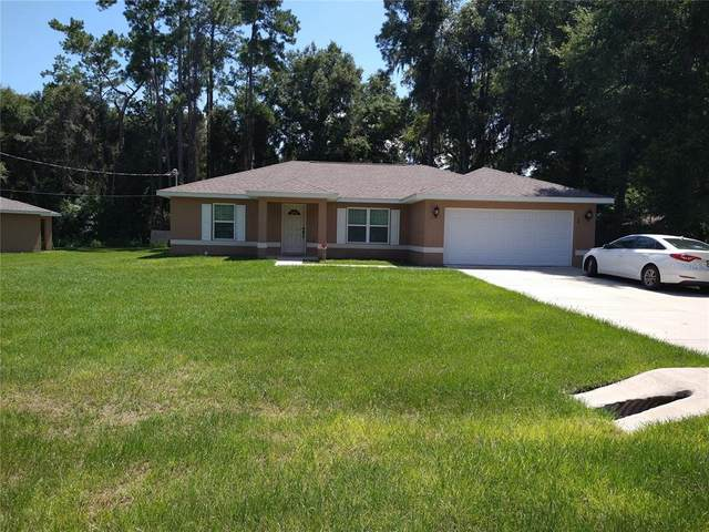 64 Pecan Drive, Ocala, FL 34472 (MLS #OM624418) :: Premium Properties Real Estate Services