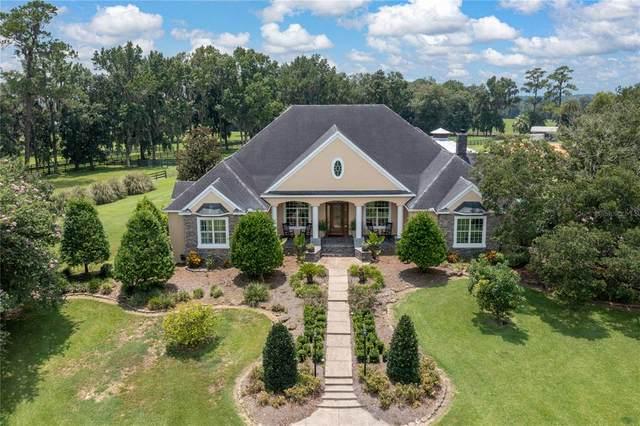 9110 NW 225A Highway, Ocala, FL 34482 (MLS #OM624469) :: Bustamante Real Estate