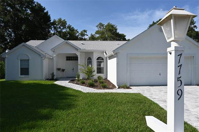 7759 SW 117TH  STREET Road, Ocala, FL 34476 (MLS #OM624484) :: Kreidel Realty Group, LLC