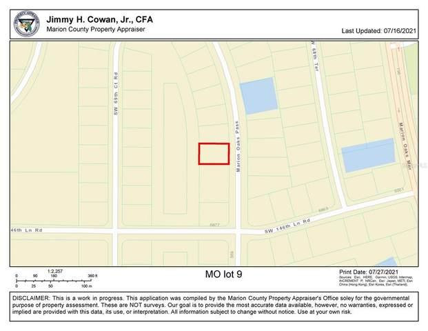 0 Marion Oaks Pass, Ocala, FL 34473 (MLS #OM624496) :: Cartwright Realty