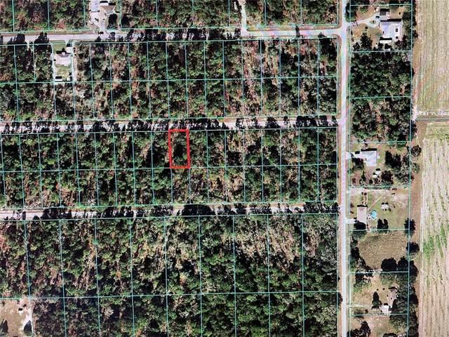 TBD NW Skylark Street, Dunnellon, FL 34431 (MLS #OM624504) :: Sarasota Property Group at NextHome Excellence