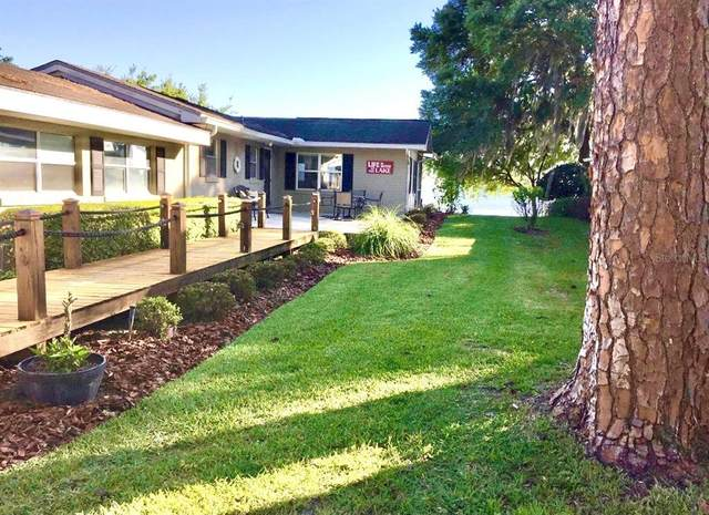 13930 SE 124TH Street, Ocklawaha, FL 32179 (MLS #OM624562) :: Premium Properties Real Estate Services