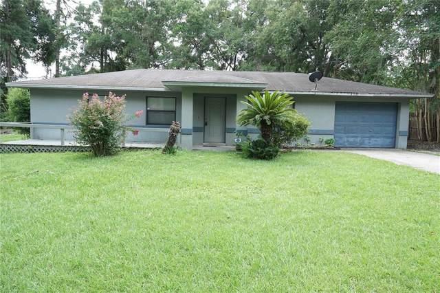 5862 NW 64TH Street, Ocala, FL 34482 (MLS #OM624600) :: Cartwright Realty