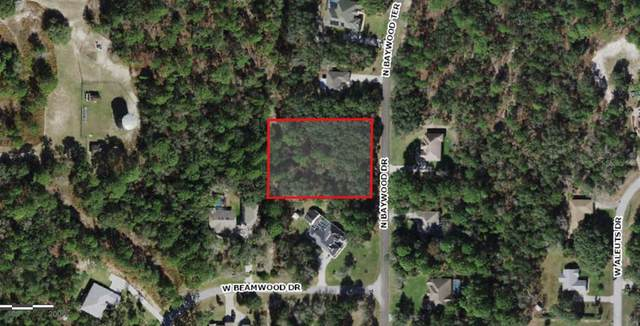 4942 N Baywood Drive, Beverly Hills, FL 34465 (MLS #OM624602) :: CARE - Calhoun & Associates Real Estate