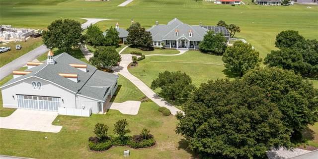 8444 Leeward Air Ranch Circle, Ocala, FL 34472 (MLS #OM624620) :: Heckler Realty