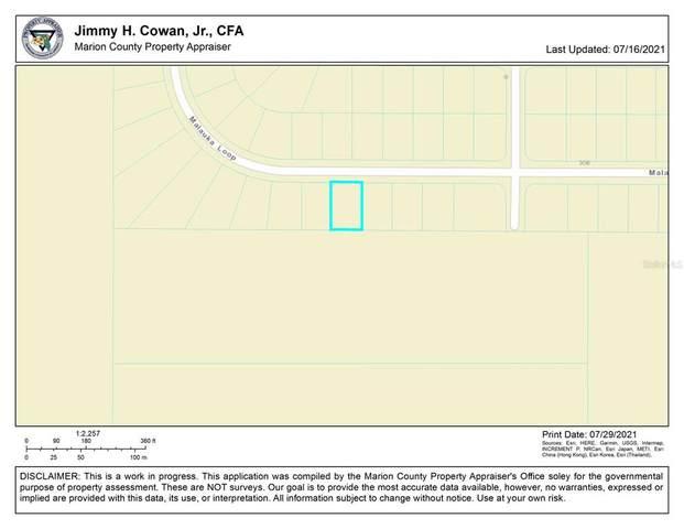 0 Malauka Loop, Ocklawaha, FL 32179 (MLS #OM624622) :: Cartwright Realty