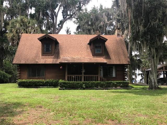 14006 SE 201ST Terrace, Hawthorne, FL 32640 (MLS #OM624625) :: Griffin Group