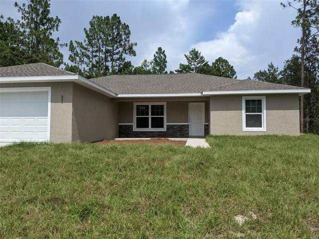 821 Marion Oaks Manor, Ocala, FL 34473 (#OM624638) :: Caine Luxury Team