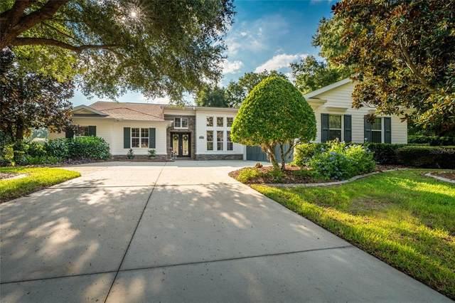 3273 NW 56TH Avenue, Ocala, FL 34482 (MLS #OM624652) :: Bob Paulson with Vylla Home