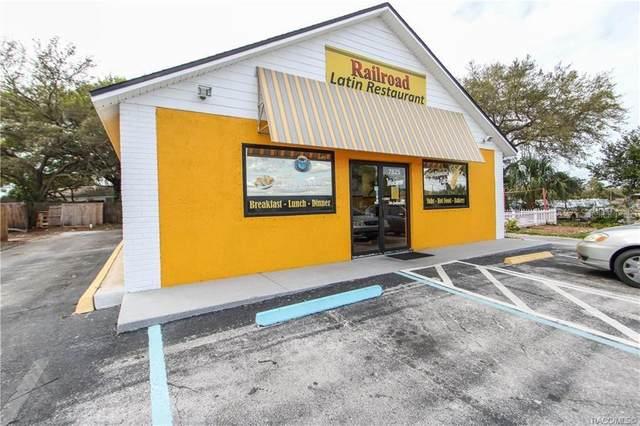 7825 Congress Street, New Port Richey, FL 34653 (MLS #OM624658) :: Everlane Realty
