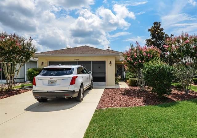 9039 SW 102ND Circle, Ocala, FL 34481 (MLS #OM624667) :: Delgado Home Team at Keller Williams