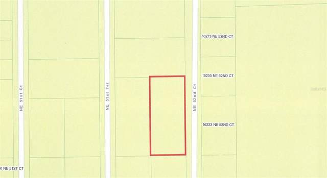 0 NE 52ND Court, Citra, FL 32113 (MLS #OM624672) :: The Paxton Group