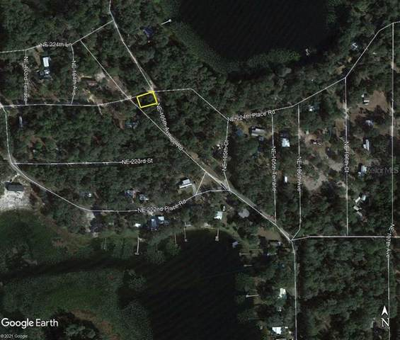 NE 105TH AVENUE Road, Fort Mc Coy, FL 32134 (MLS #OM624674) :: Sarasota Gulf Coast Realtors