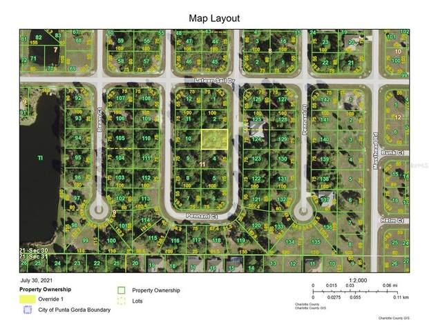 30 Pennant Court, Placida, FL 33946 (MLS #OM624702) :: Cartwright Realty