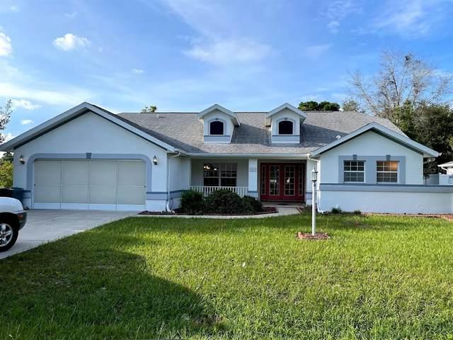 101 Pecan Drive, Ocala, FL 34472 (MLS #OM624723) :: Cartwright Realty