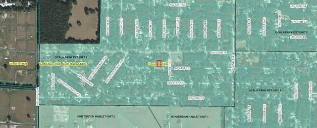 0 NW 61ST LANE, Ocala, FL 34482 (MLS #OM624730) :: Everlane Realty