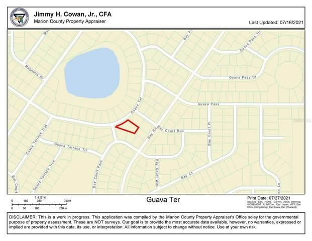 0 Guava Terrace, Ocklawaha, FL 32179 (MLS #OM624753) :: The Hustle and Heart Group