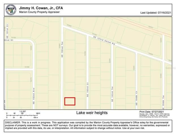 0 SE 102 Terrace, Belleview, FL 34420 (MLS #OM624755) :: Premium Properties Real Estate Services