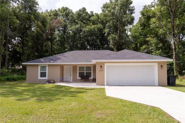 6430 NW 61ST Lane, Ocala, FL 34482 (MLS #OM624776) :: Everlane Realty