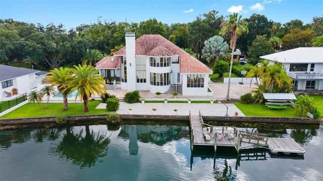 1128 N Circle Drive, Crystal River, FL 34429 (MLS #OM624777) :: Young Real Estate