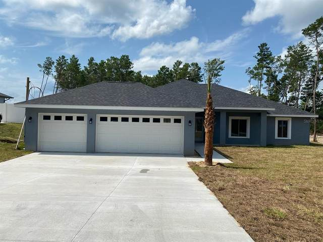 4200 SW 108 Lane, Ocala, FL 34476 (MLS #OM624785) :: Global Properties Realty & Investments