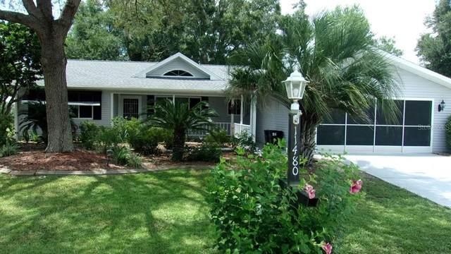 11480 SW 84TH AVENUE Road, Ocala, FL 34481 (MLS #OM624790) :: The Hesse Team